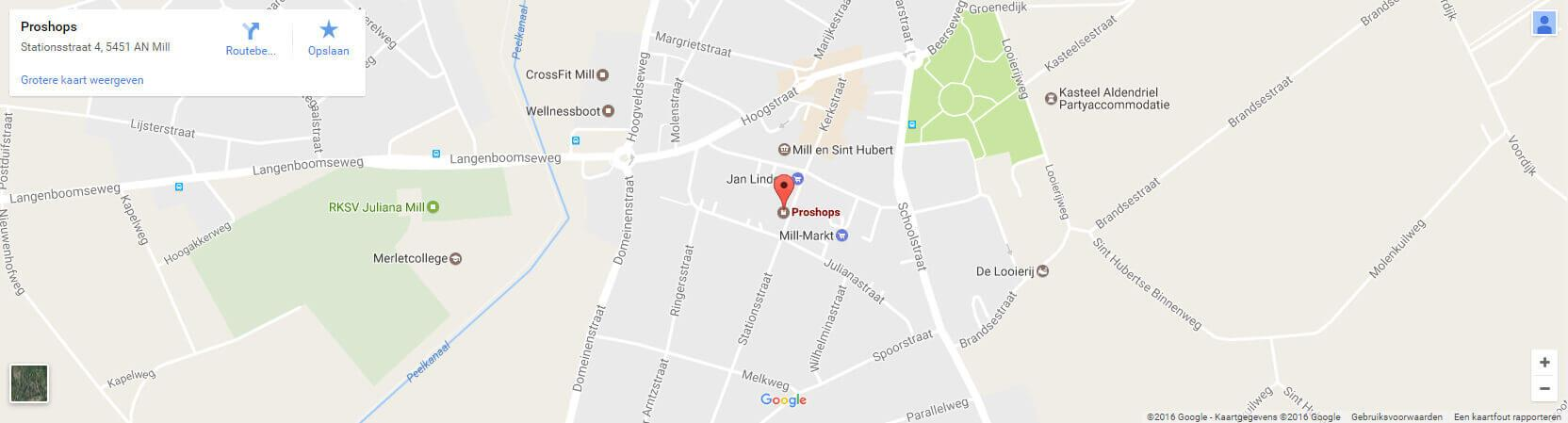 Google Maps Routebeschrijving